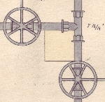 Kleinbild Plan Schacht Schartenbrunnenquelle