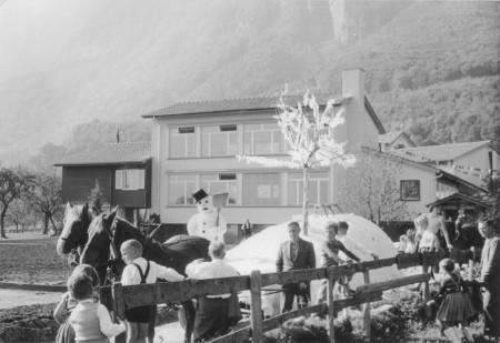 Schulhauseinweihung 1959