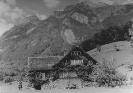 Chemmifägerhuus 1966