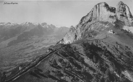 Stauberen 1950
