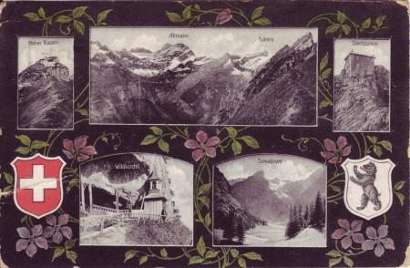 Alpstein 1911
