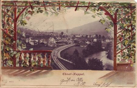 Ebnat-Kappel 1902