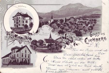 Eichberg 1901