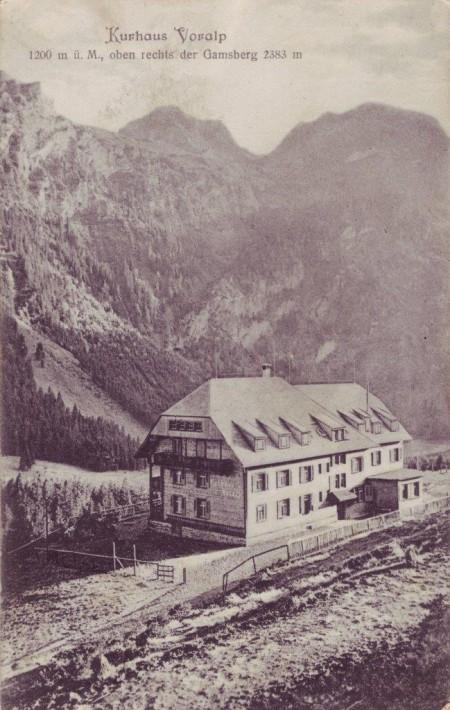 Grabs Voralp 22.6.1920