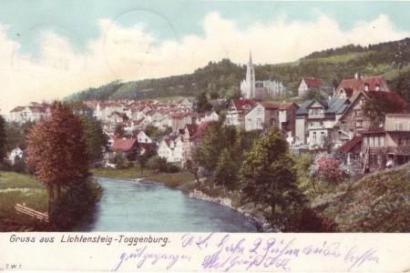 Lichtensteig 1904