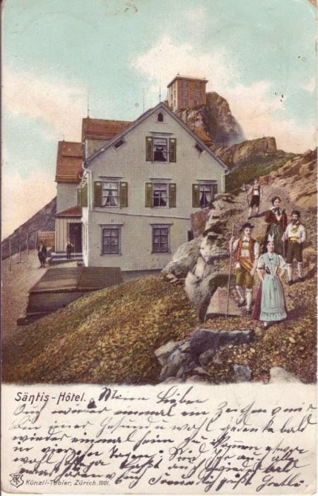 Säntis 1907