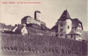 sargans 1909
