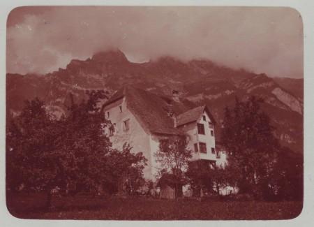 Sax Gasthaus Krone resp. Schlössli