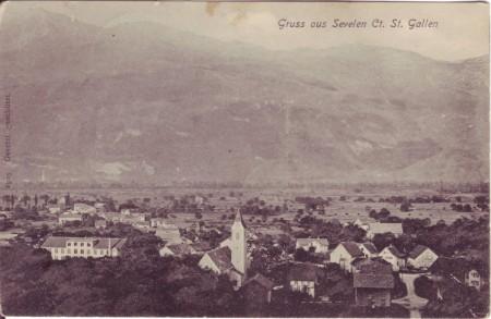 Postkarte 1908