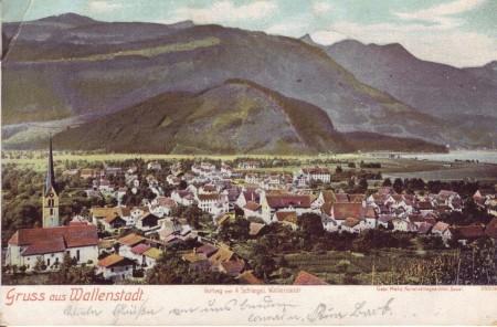 Walenstadt 1902