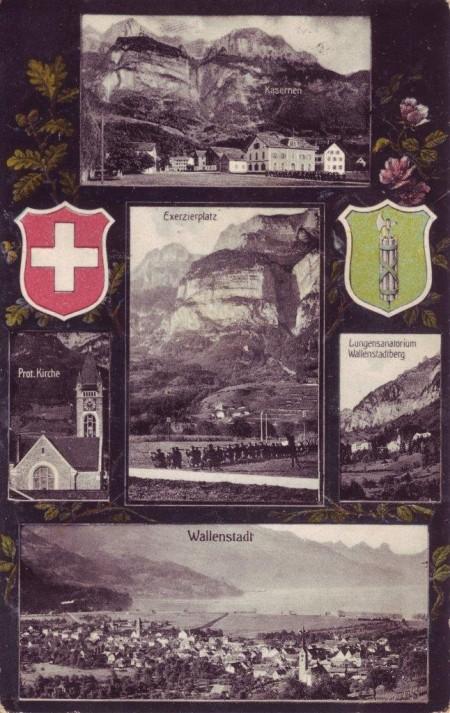 Walenstadt 1914