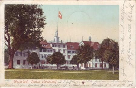 Weissbad 1901
