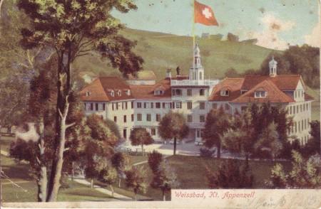 Weissbad 1903