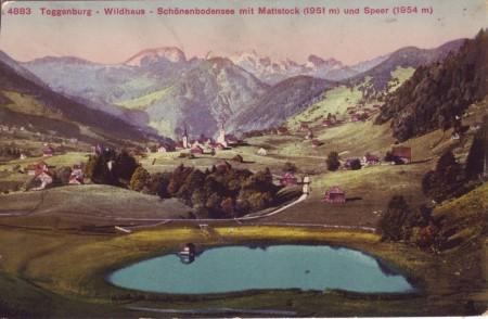 Wildhaus 1912