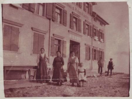 Hoher Kasten 1912