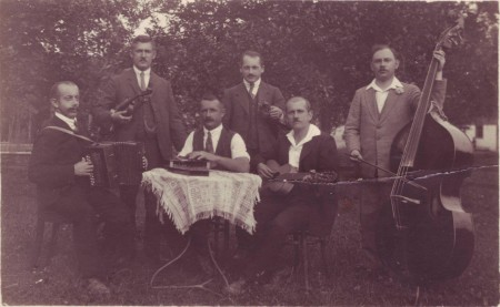 Sennwalder Tanzmusik