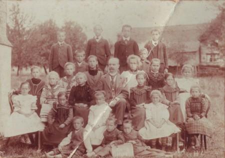 Haag Schule 1903