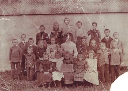 Haag Schule 1907