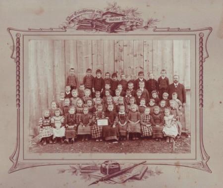 Sax Unterschule 1911