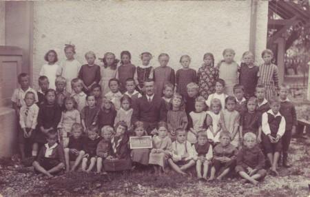Sennwald Unterschule undatiert