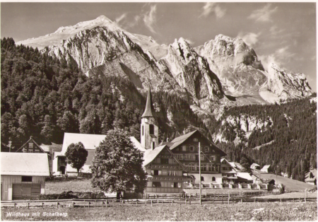 Poststempel vom 04. September 1944, ohne Angabe des Photographen, Verlag Globetrotter, Luzern, Nr. 7624, um das Jahr 1940 entstanden