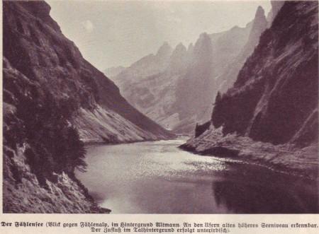 Fählensee 1939