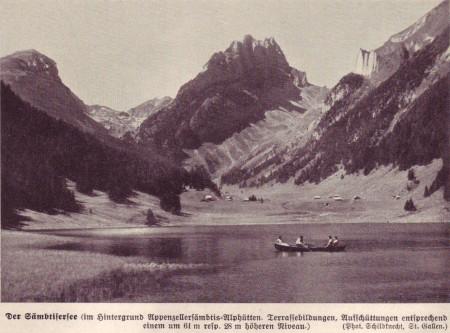 Sämtisersee 1939