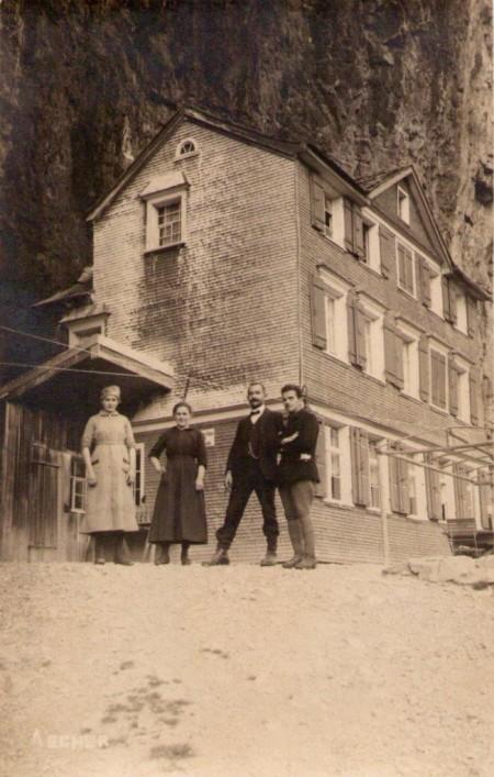 a Aescher um 1925new