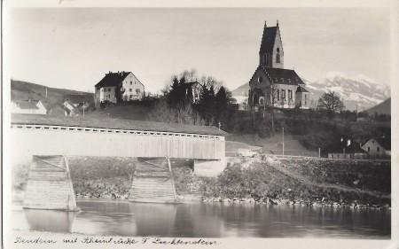 Bendern Foto Seeger-Verlag, vorm. A. Buck, Schaan _RU