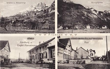 Frümsen Foto Andr. Hane, Rorschach, Nr. 8222 _RU
