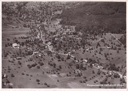Frümsen Foto Gross, St. Gallen, F 1185, 1946 _RU