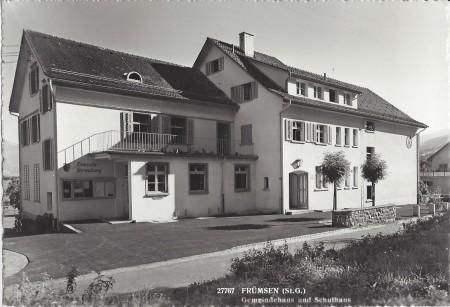 Frümsen Foto Gross, St. Gallen, Nr. 27767 _RU