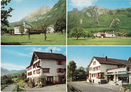 Frümsen Foto Gross, St. Gallen, Nr. 33085 fb _RU