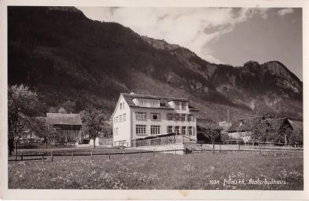 Frümsen Foto K. Buchmann, Buchs, Nr. 1034 _RU