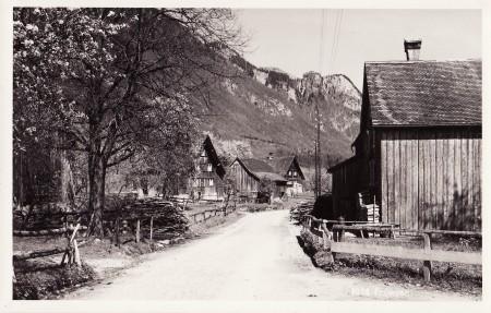 Frümsen Foto K. Buchmann, Buchs, Nr. 1038 _RU