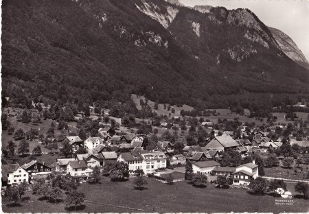 Frümsen Foto Perrochet, Lausanne, Nr. SG 542 _RU