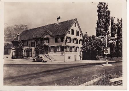 Haag Foto Buchmann, Buchs, Nr. 1354 _RU