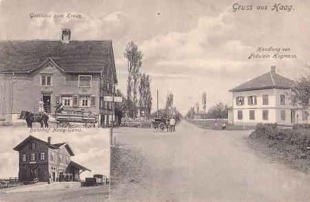 Haag Foto Chr. Tischhauser, Buchs, No. 804 _RU