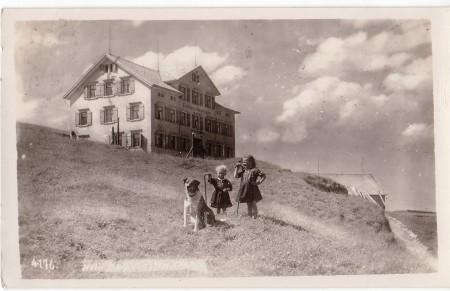 Hoher Kasten Foto A. Hane, Rorschach, Nr. 4176 _RU