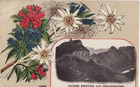Hoher Kasten Foto Edition Guggenheim&Co., ZH, No. 14130 _RU