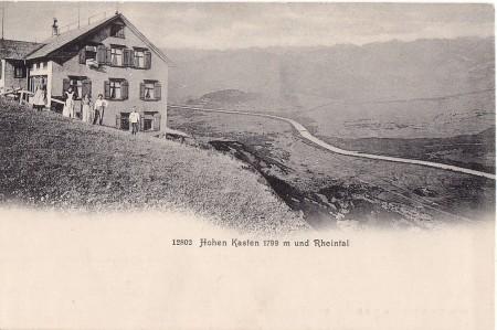 Hoher Kasten Foto Gebr. Wehrli, Kilchberg ZH, Nr. 12802 _RU