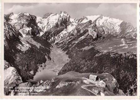 Hoher Kasten Foto Gross, St. Gallen, Nr. F 346 _RU