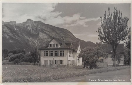 Salez Photo J. Böhi, St. Gallen, No. 2287 _RU