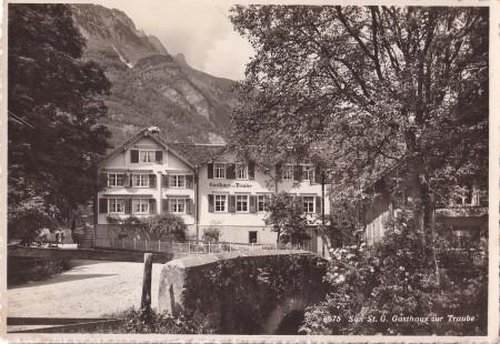 Sax Foto Gross, St. Fiden, St. Gallen, Nr. 9675, 1935 _RU