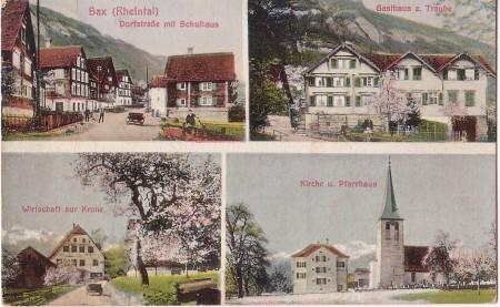 Sax Foto H. Dinkelacker, Altstätten, Nr. 137 _RU