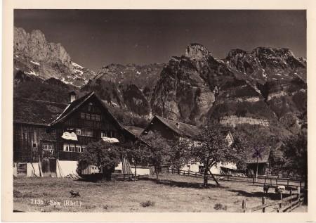 Sax Foto K. Buchmann, Photos, Buchs (Gevaer), Nr. 1136 _RU