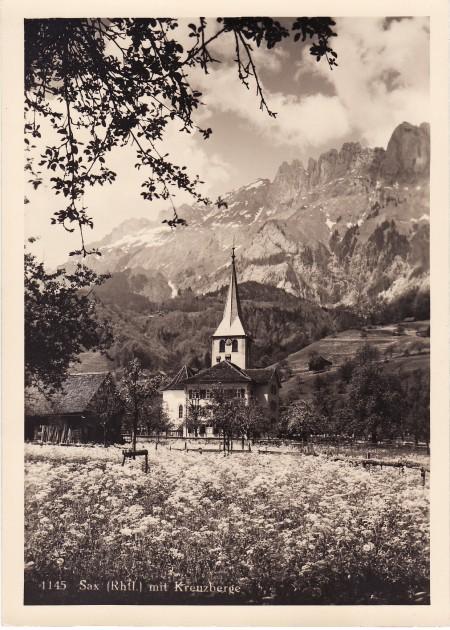 Sax Foto K. Buchmann, Photos, Buchs (Gevaer), Nr. 1145 _RU