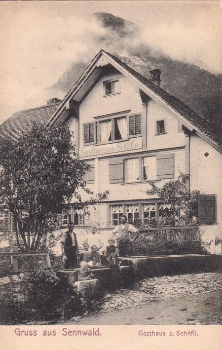 Sennwald Foto 1539, F. K.-B., Zch. 2 & O. E. Z. _RU
