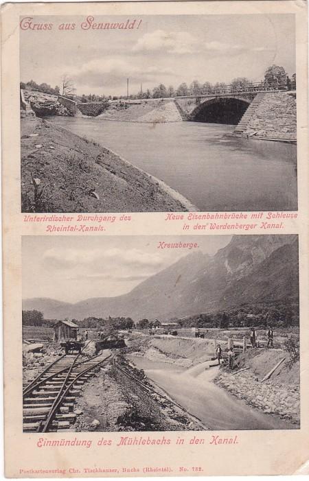 Sennwald Foto Chr. Tischhauser, Buchs, No. 732 _RU