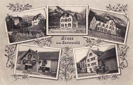 Sennwald Foto Chr. Tischhauser, Buchs, No. 747 _RU